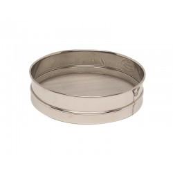 "Economy Stainless Steel Flour Sieve 11"" 27.9 (Dia.) x 6.9 (H) cm"