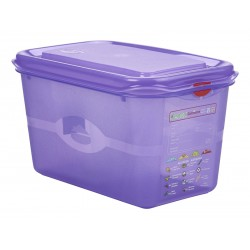 Allergen GN Storage Container 1/4 150mm Deep 4.3L (pack of 6)