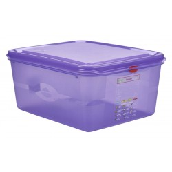 Allergen GN Storage Container 1/2 150mm Deep 10L (pack of 6)
