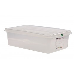 GN Storage Container  FULL SIZE 150mm Deep 21L (supplied with lid) (6pk)