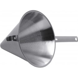 """Stainless Steel Conical Strainer 8.3/4"""" Volume: 230ml"""