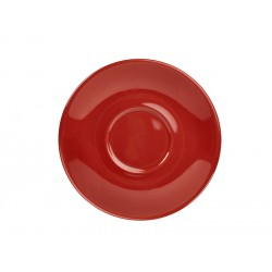 Royal Genware Saucer 16cm Red (pack of 6)