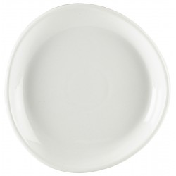 Royal Genware Organic Plate 20.1x19.5cm (pack of 6)