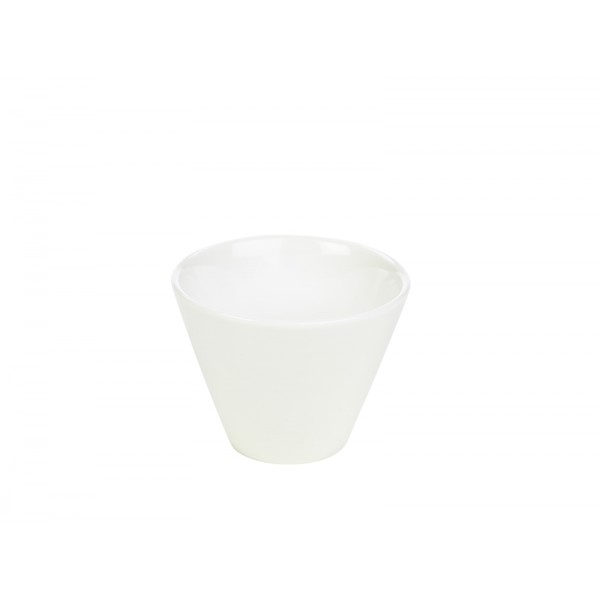 Royal Genware Conical Bowl 10.5cm (Dia.) Height 7.9cm 30cl/10.5oz (6)