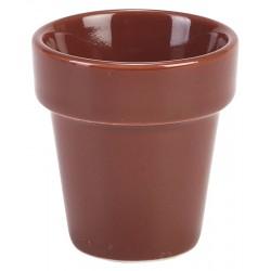 Royal Genware Plant Pot 5.5 x 5.8cm 6cl/2.5oz (Pack of 6)