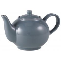 Royal Genware Teapot 45cl Grey (Pack of 6)