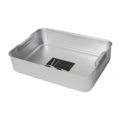 Deep DISH WITH HANDLES 470X355X100mm 4756-185