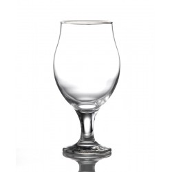 Angelina Tulip Stemmed Beer Glass 57cl / 20oz H180 x W74mm (pack of 6)