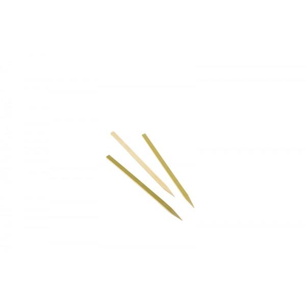 "Bamboo Flat Skewers 15cm/6"" (100pcs)"