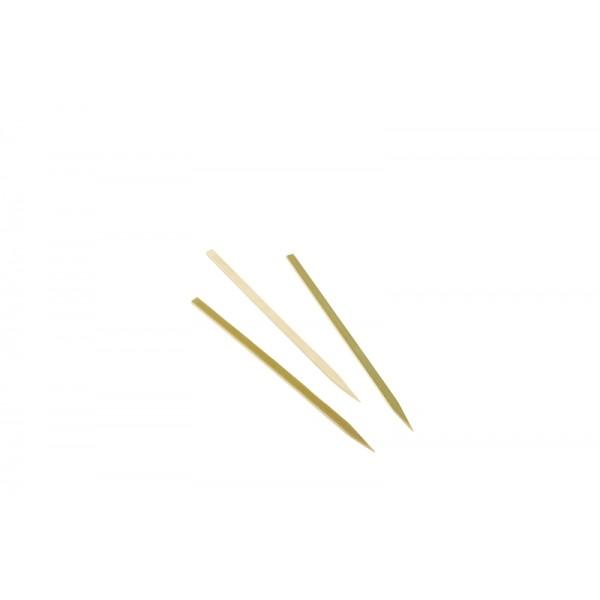 "Bamboo Flat Skewers 18cm/7"" (100pcs)"