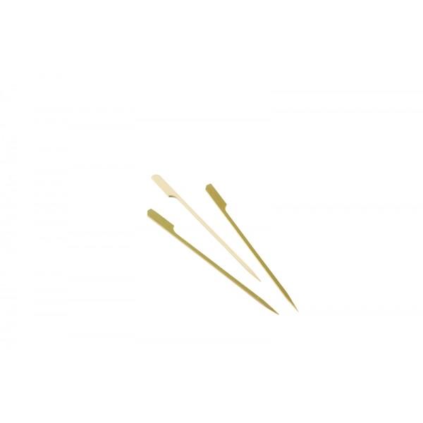 "Bamboo Gun Shaped Paddle Skewers 18cm/7"" (100pcs)"