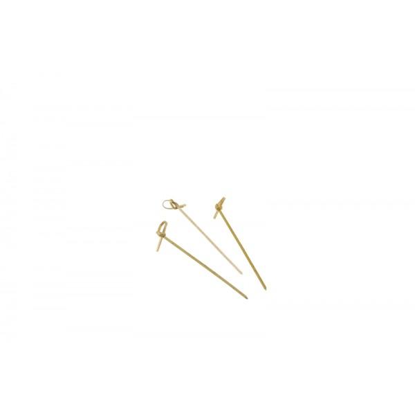 "Bamboo Looped Skewers 12cm/4.75"" (100pcs)"