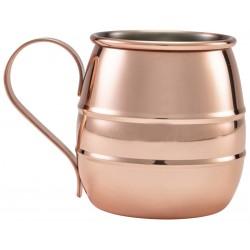 Copper Barrel Mug 50cl/17.5oz