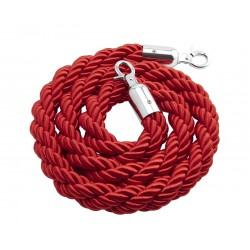 Barrier Rope Red - Use W/ Code Bp-Rpe 1.5m long (rope only)