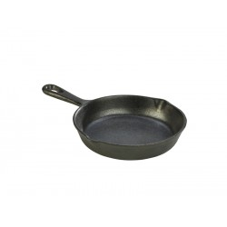 Mini Cast Iron Frypan 15X3cm