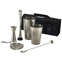 Vintage Cocktail Bar Kit 7pcs