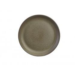 Terra Stoneware Antigo Coupe Plate 24cm (Pack of 12)