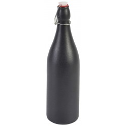 Cast Iron Effect Swing Top Bottle 1L/35oz (Pack of 6)
