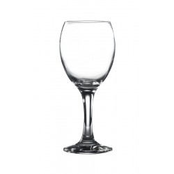Empire Wine Glass 24.5cl / 8.5oz H169 x W63mm (pack of 6)