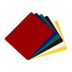 6 Colour Flexible Chopping Board Set 15 x 12 x 1.4mm