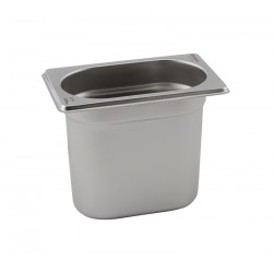 Stainless Steel Gastronorm Pan 1/9 - 150mm Deep