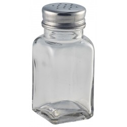 Nostalgic Salt/Pepper Shaker 2oz 105X40mm S/S TOP