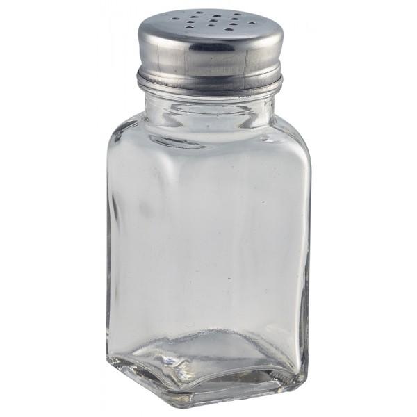 Nostalgic Salt/Pepper Shaker 2oz 105X40mm S/S TOP