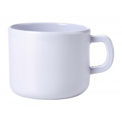 Genware Melamine 7oz Cup White (pack of 12)