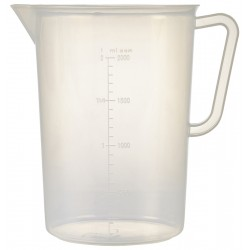 Polypropylene Measuring Jug 2L