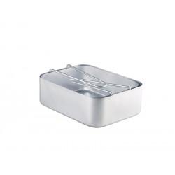 Aluminium Mess Tins Set (2 Tins)