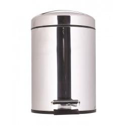 Stainless Steel Pedal Bin 5L