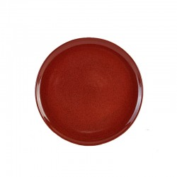 Terra Stoneware Rustic Red Pizza Plate 33.5cm (Pack of 6)