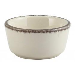 Terra Stoneware Sereno Grey Ramekin 1.5oz/45ml