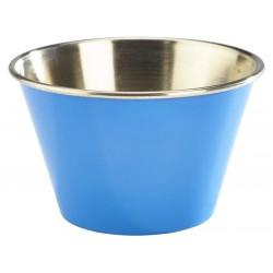 6oz Stainless Steel Ramekin Blue