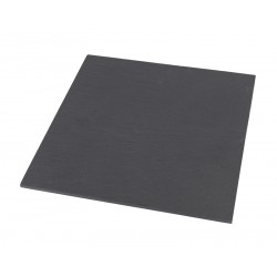 Genware Slate Platter 10 X 10 0.5cm thick