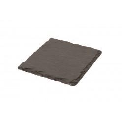 Genware Natural Edge Slate Platter 10 X 10cm