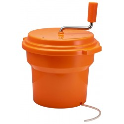 Salad Spinner 10 Litre (Usable Capacity) (12.5 x 15.5""