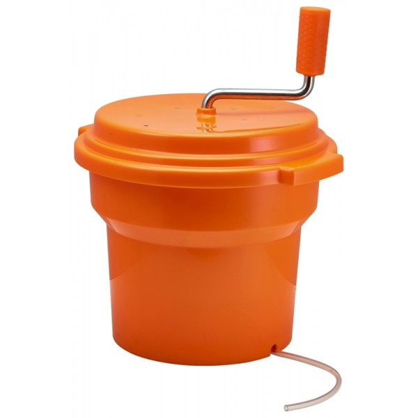 """Salad Spinner 10 Litre (Usable Capacity) (12.5 x 15.5"""""""