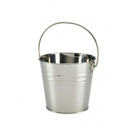 Stainless Steel Serving Bucket 16cm Dia. 14cm (H)