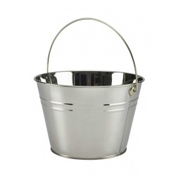 Stainless Steel Serving Bucket 25cm Dia. 17cm (H)