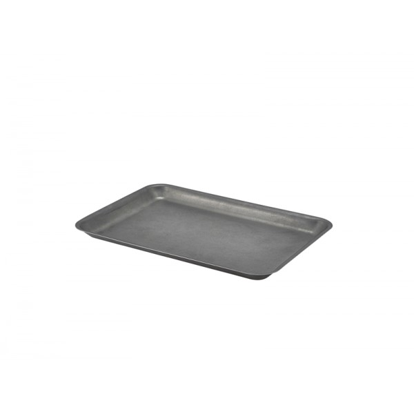 Vintage Steel Tray 31.5x21.5x2cm
