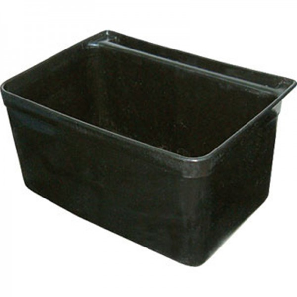Short Cutlery Bin - Clips Onto Trolpc/L L330mm W230mm H178mm