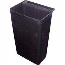 Long Refuse Bin - Clips Onto Trolpc/L L335mm W245mm H560mm