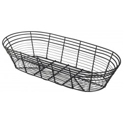 Wire Basket, Oblong 39 x 17 x 8cm (6 PACK)