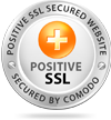 Secured with SSL Certificate
